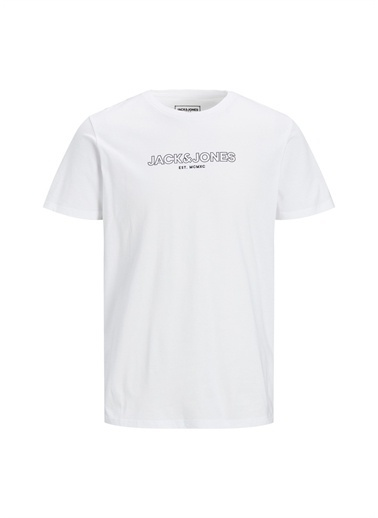 Jack & Jones Jack & Jones T-Shirt Beyaz